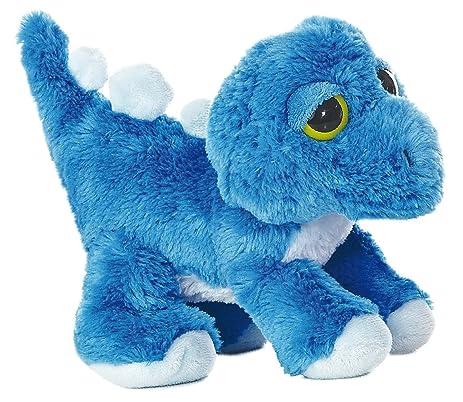 """12"""" Blue Dreamy Eyes Stegosaurus ..."""