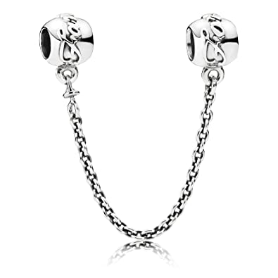 Amazoncom Pandora Family Ties Safety Chain Jewelry - Service invoice template free word pandora store online