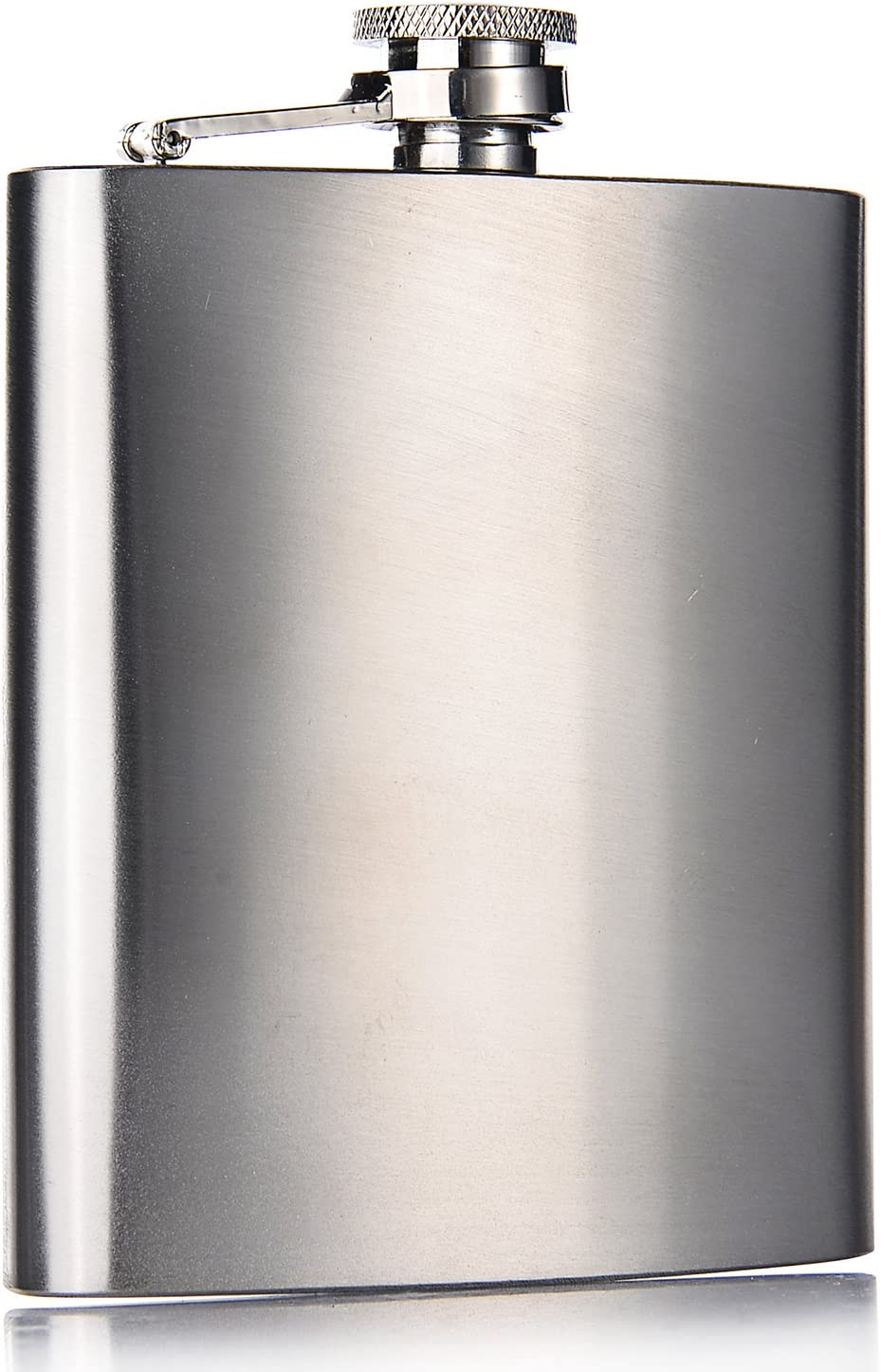 LIHAO Petaca Hip Flask de Acero Inoxidable para Whisky Licor Alcohol