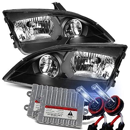 05-07 Ford Focus Passenger Side Headlight Lamp Assembly