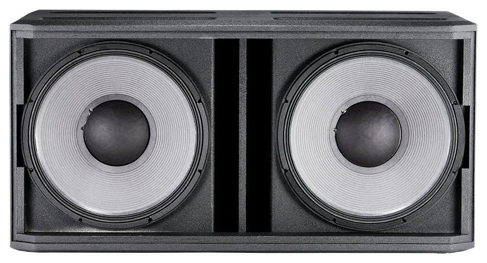 JBL STX828S Dual 18-Inch Bass Reflex Subwoofer