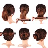 HEHUB Hair Styling Disk Bun Shaper Maker Hairstyle
