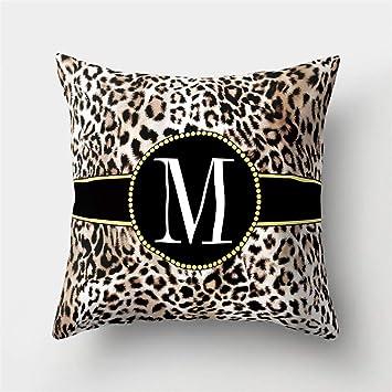 Amazon.com: OrchidAmor - Funda de almohada con diseño de ...
