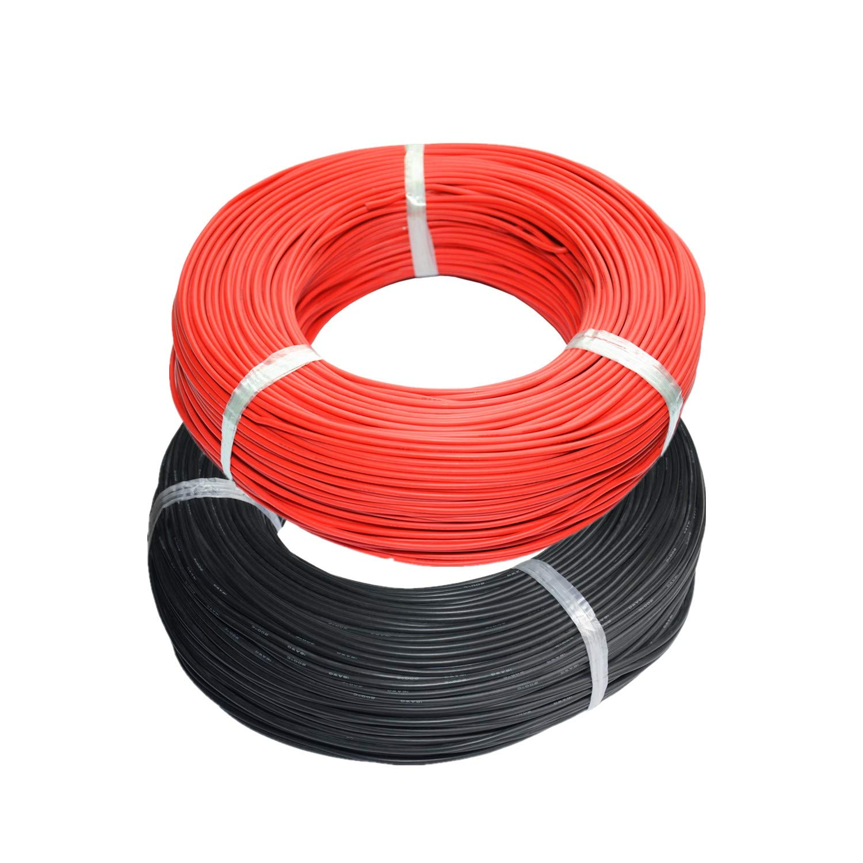 格安 TUOFENG TUOFENG 8ゲージ電線8 AWGシリコンワイヤー100メートル[50 m黒および50 m赤]フレキシブルフックアップワイヤーケーブル、錫メッキ銅線、耐熱性 B07P7GT6R8 B07P7GT6R8 16AWG-100メートル 16AWG-100メートル, カモトグン:2b3717a0 --- a0267596.xsph.ru