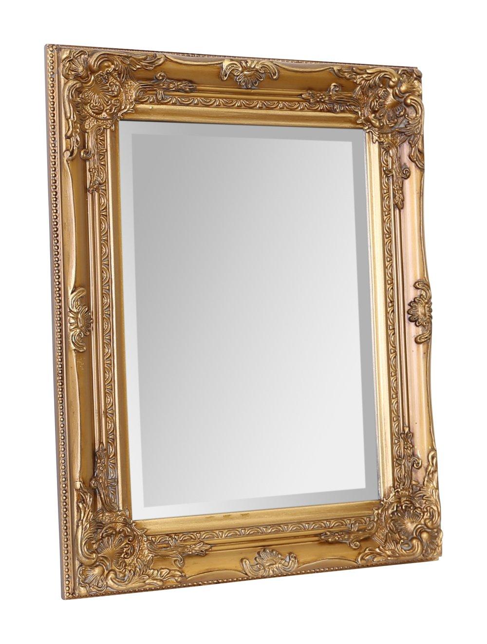 Select Mirrors Rhone - Espejo de pared, diseño de estilo barroco ...