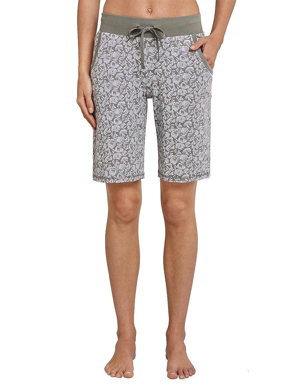 TALLA 36. Schiesser Jerseybermuda, Pantalones de Pijama para Mujer