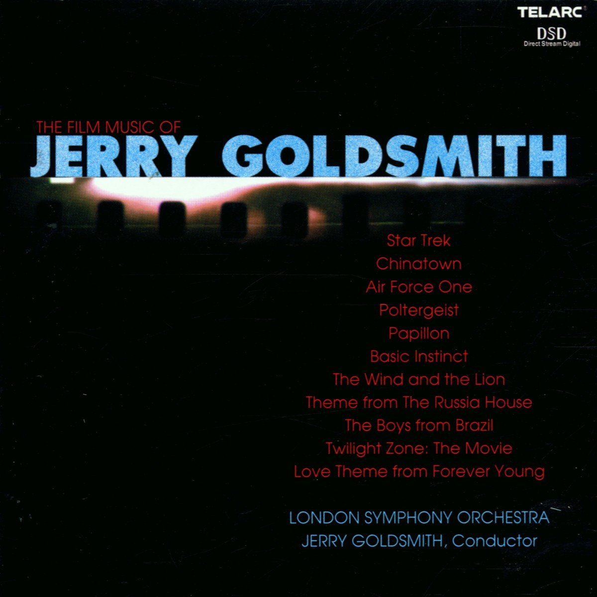The Film Music Of Jerry Goldsmith by Telarc