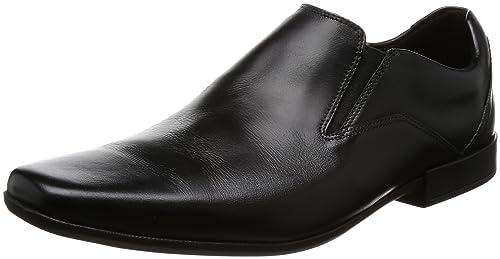 Clarks Glement Slip, Mocasines para Hombre: Amazon.es: Zapatos y complementos