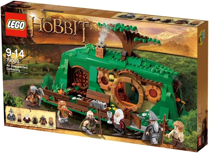 Lego the hobbit game walkthrough