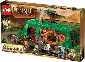 Lego Señor de los Anillos - El Hobbit 4: Bag End (79003): Amazon.es: Juguetes y juegos