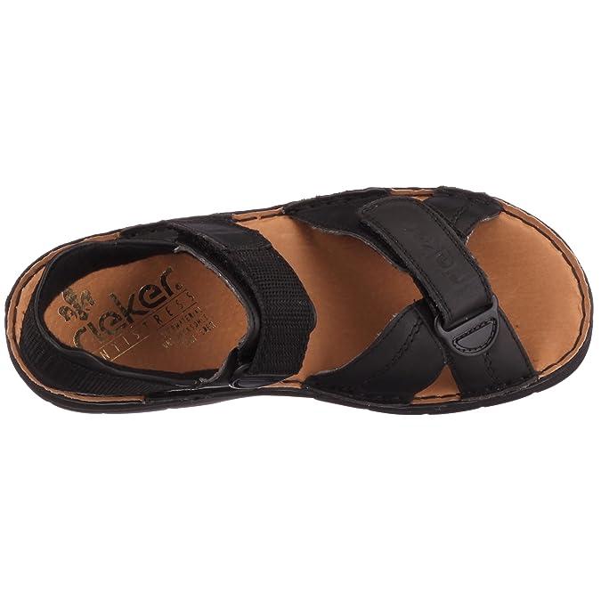 rieker lucy 63551 00 damen sandalen outdoor sandalen