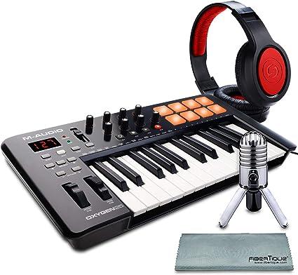 M-Audio Oxygen 25 MK IV USB Pad