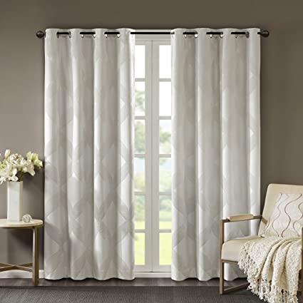 Amazon.com: Blackout Curtains For Bedroom , Modern Contemporary ...