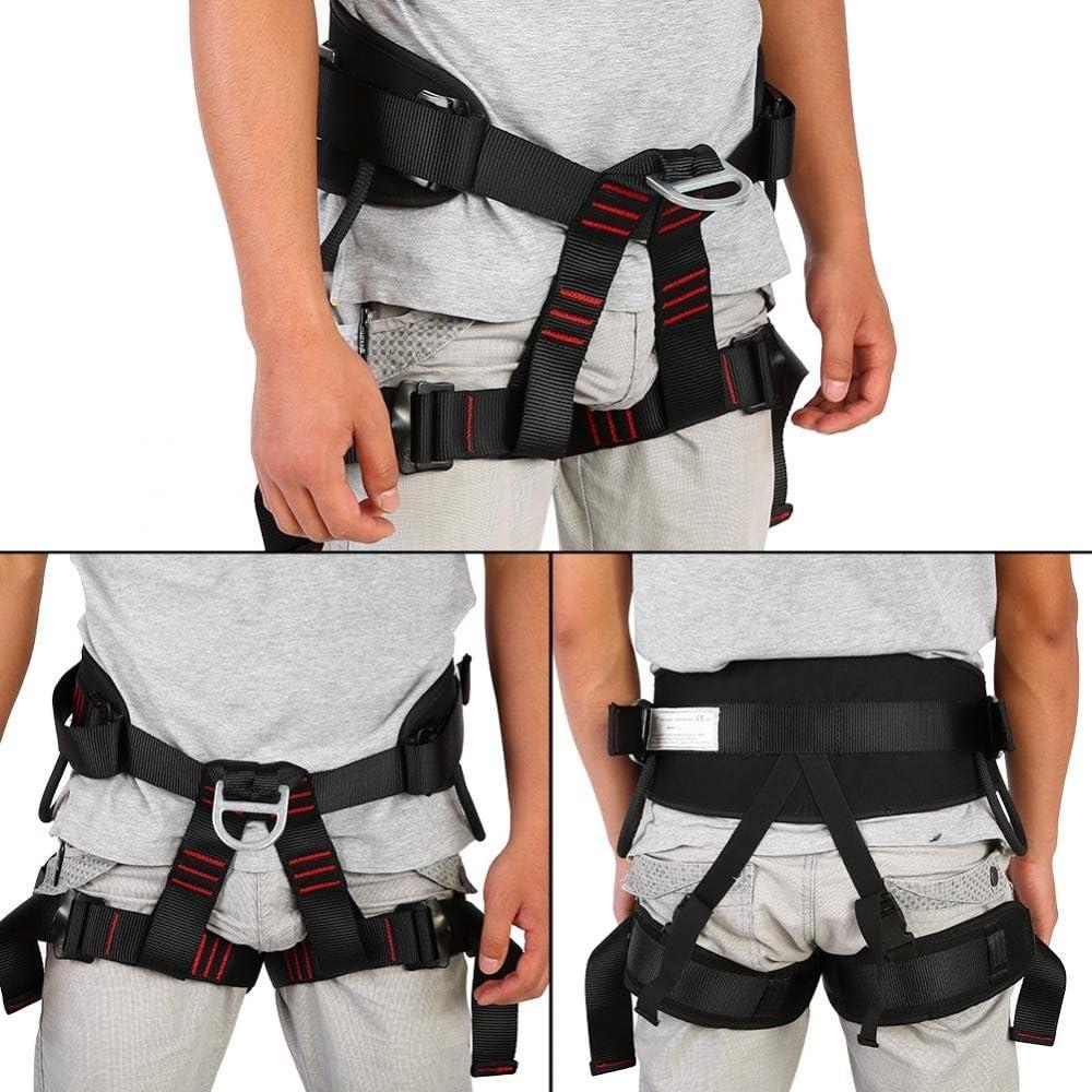 Zerone - Arnés de escalada, cinturón de seguridad, color ...
