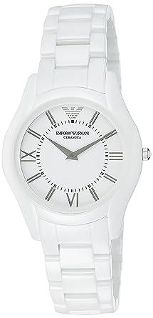 e3b7c01b21cd emporio armani blanco reloj