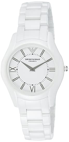Emporio Armani AR1443 - Reloj de Cuarzo para Mujer, con ...