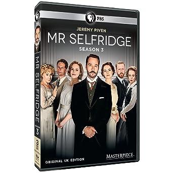 Masterpiece: Mr. Selfridge - Season 3 3 Dvd Edizione: Stati ...