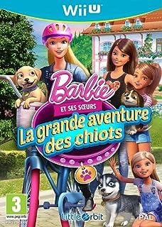 Barbie et ses soeurs la grande aventure des chiots (WUP Install)