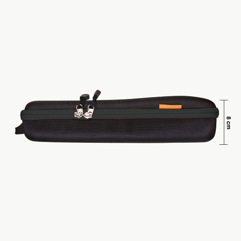 Housse de Chemise IAMRUNBOX Doublepack Housse de V/êtements Sac de Voyage pour V/êtements Noir