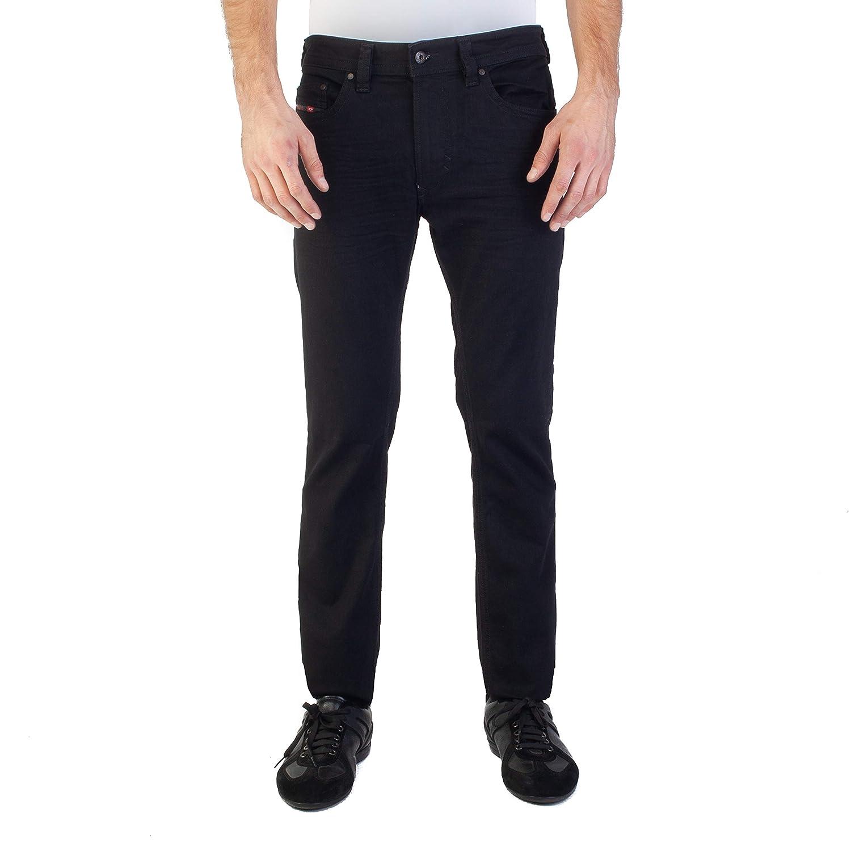 Diesel Thavar Pantaloni, Vaquero Skinny para Hombre