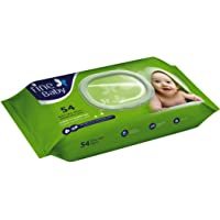 Fine Baby Wet Wipes 54 Sheets 1 Ply