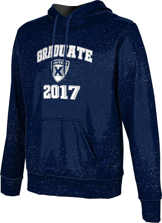 School Spirit Sweatshirt Heather ProSphere Xavier University Graduation Mens Pullover Hoodie