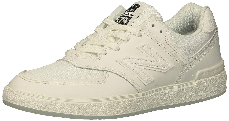 ae550a4707a1d New Balance White-White All Coasts - 574 Court Shoe (UK 9 / US 9.5, White): New  Balance: Amazon.com.au: Fashion