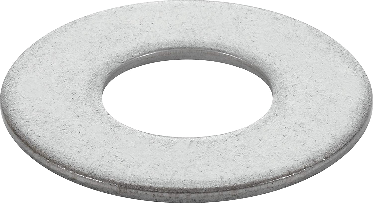 1-5//32 OD Steel Flat Washer Pack of 100 Zinc Plated Finish ASME B18.22.1 19//32 ID 0.095 Thick 9//16 Screw Size