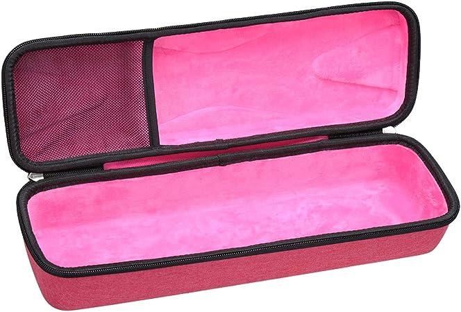 Aproca Duro Viajes Funda Bolso Caso para Revlon Pro Collection Salon One-Step Secador y volumizador de pelo (Red): Amazon.es: Salud y cuidado personal