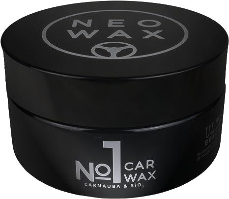 Neowax Car Wax 1 Autowachs Mit 50 T1 Carnauba Und Sio2 Mit Ultra Beading Auto