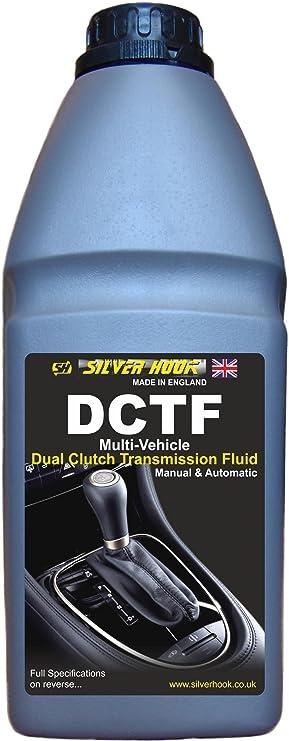 Silverhook shtd1 Doble Embrague líquido de transmisión, 1 litro: Amazon.es: Coche y moto