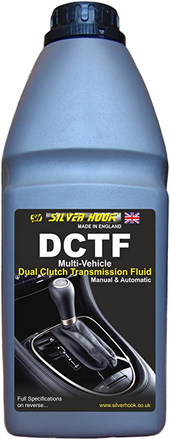 Silverhook shtd1 Doble Embrague líquido de transmisión, 1 litro
