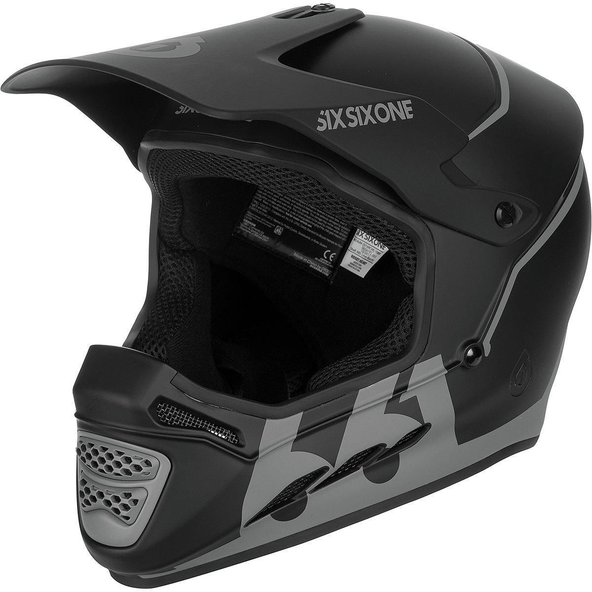661 Reset Full Face Helmet 2018 SixSixOne Six Six One