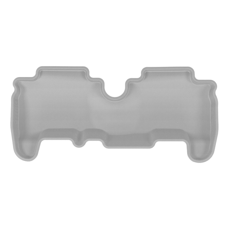 1 Piece Aries TY02421501 Gray Rear 3D Floor Liner