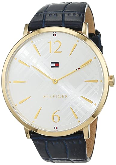 Tommy Hilfiger Reloj Análogo clásico para Mujer de Cuarzo con Correa en Cuero 1781843: Amazon.es: Relojes