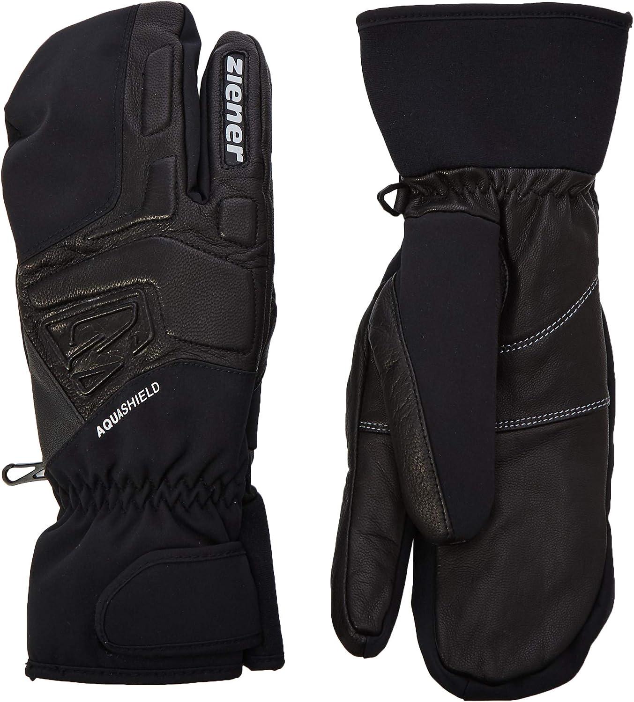 Ziener Glyxom As r Unisex Lobster Ski Alpine Gloves 801041