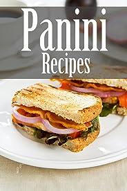 Panini Recipes (English Edition)