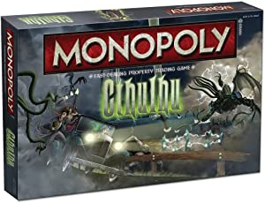 USAOPOLY Monopoly: Cthulhu Board Game