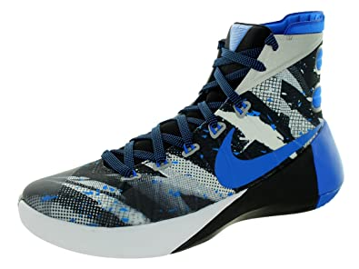 the best attitude 7e61c 73bec Nike Men s Hyperdunk 2015 PRM White Soar Black Basketball Shoe 11 Men US