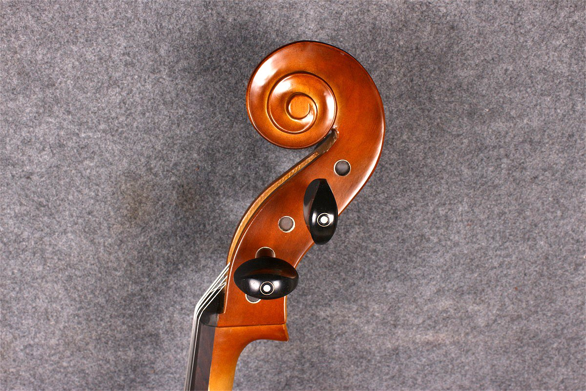 Yinfente 4/4 5 String Cello Acoustic Model Full size Spruce Maple wood Free Cello bow Bag Sweet Sound by yinfente (Image #6)