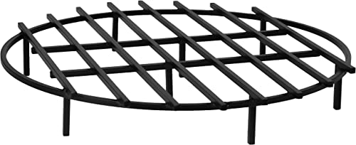 SteelFreak Classic Round Fire Pit Grate