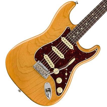 Fender American Pro Stratocaster Light Ash AGN · Guitarra eléctrica
