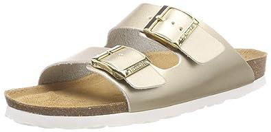 Tamaris Damen 27525 Pantoletten, Gold (Gold), 40 EU