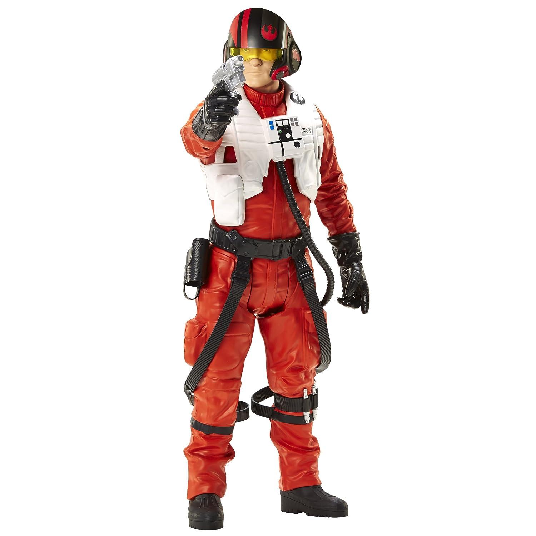 "Star Wars Big Figs Classic 18"" Poe Dameron Action Figure"