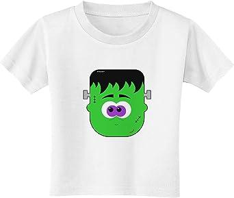 Halloween Toddler Frankenstein T-Shirt