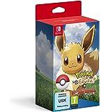 Pokemon Let's Go! Eevee! Plus Poke Ball Plus (Nintendo Switch)