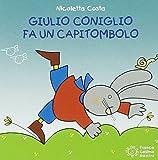 Giulio Coniglio fa un capitombolo