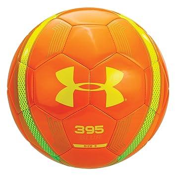 Amazon.com : Under Armour 395 Blur Soccer Ball, Size 5, Vivid ...