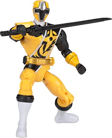Amazon.com: Figura de héroe de acción Ranger Power Rangers ...
