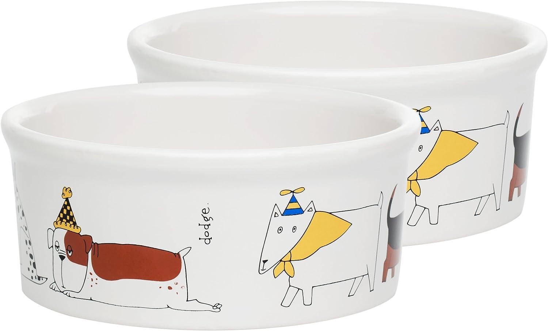 Signature Pets Housewares Cat Party Bowl